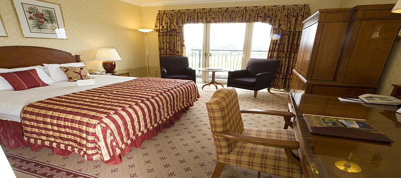Caernarfon Resort Hotel Superior Double Bedroom
